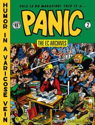 The EC Archives Panic Volume 2 By Al Feldstein William Gaines And Jack Mendelsohn