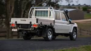 Best Recreational Ute: Toyota LandCruiser 70-Series Review | Drive ...