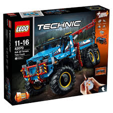 100 Used Tow Truck Looking For Used Lego Technic 42070 6x6 All Terrain