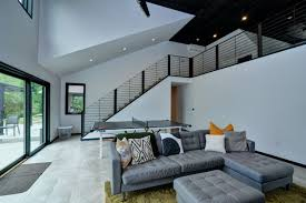 100 Edenton Lofts 75 Beautiful Industrial LoftStyle Family Room Pictures