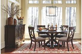 windville 5 piece dining room ashley furniture homestore