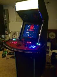Mame Arcade Cocktail Cabinet Plans by The Transmogrifier A Raspberry Pi Based Arcade Cabinet Work In