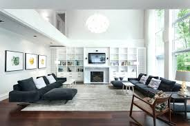 Grey Leather Sectional Living Room Ideas by Decorations Living Room Decor With Sectional Creative Of Living