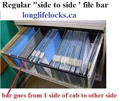 file cabinet parts