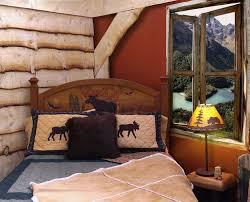 Rustic Theme Kids Bedroom
