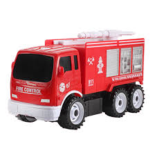 100 Fire Truck Red US 169 32 OFFChildren DIY Assembly Engine Plastic Educational Toys Set In Diecasts Toy Vehicles From Toys Hobbies On