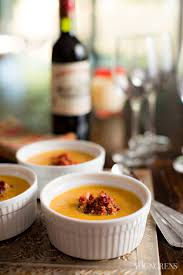 Rachael Ray Curry Pumpkin Soup by Pumpkin Soup With Chili Cran Apple Relish The Youngrens San