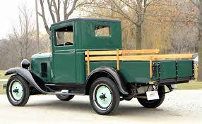 100 Restored Trucks Pick Of The Day 1930 Chevrolet Pickup ClassicCarscom Journal