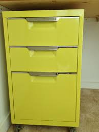 Lateral File Cabinet Ikea by Ikea Filing Cabinet Yellow Beautify Ikea Filing Cabinet Metal
