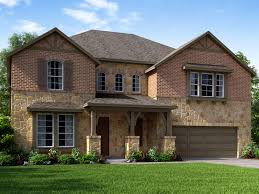 Riverstone Ranch The Manor Classic in Pearland TX New Homes