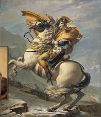 Bonaparte Crossing The Alps David