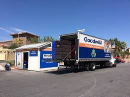 100 Goodwill Truck Las Vegasarea Residents See Toll From Bankruptcy Las