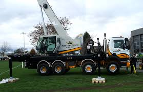 100 Truck Mounted Cranes Grove Truckmounted Crane Proves Popular Down Under