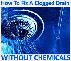 Unclog Bathtub Drain Reddit by 5 Ways To Clear A Clogged Drain Without Chemicals