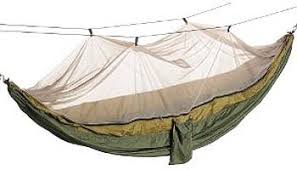 Mosquito Nets for Hammocks and Sleeping Bags
