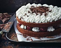 gateau d anniversaire herve cuisine comme un air de fête la forêt d hervé cuisine 7detable com