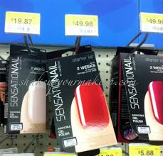 walmart gel nail kit with light