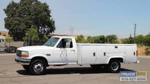 100 Ford F350 Utility Truck 1997 XL For Sale By Site YouTube