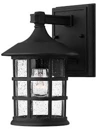 freeport small exterior entry light house of antique hardware