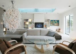 helles wohnzimmer mit designerle und bild kaufen