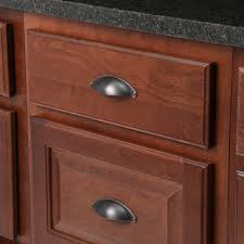Amerock Cabinet Pulls 10 Pack by Amerock Bp53019g10 Cup Pulls 2 1 2 In 64 Mm Center To Center