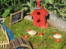 Create A Fairy Garden On The Natural Playground Preschoolers Can Help To