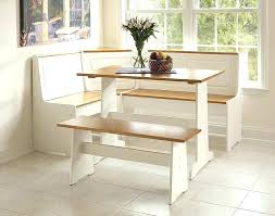 Breakfast Nook Ideas Small Spaces Interior Kitchen Corner Dining Sets Tables Inside