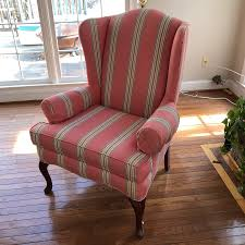 Striped Wingback Chair - Qasync.com - Refreshing Easy Diy Striped Chair Slipcover That Exude Luxury Amazoncom Harmony Slipcovers Rose Stripe Wingback Fits S Wingback Grey Themaspring Striped Wingback Chair Dentprofessionalinfo Stretch Pinstripe One Piece Wing Tcushion Slipcovers Uk Avalonmasterpro White Tikami Fniture Excellent Covers For Elegant Interior Back Cover Denim Double Diamond Sure Fit Wingchair