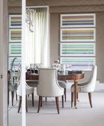 In The Dining Room Jeffrey Bilhuber Decorated For John And Andrea Stark Lines Of