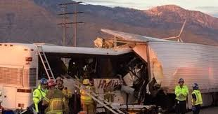 100 Truck Driving Schools In Los Angeles Manslaughter Charges For Trucker In Bus Crash That Killed 13 In Palm