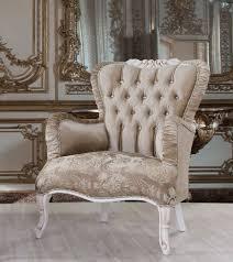 casa padrino barock sessel braun weiß beige 80 x 82 x h 100 cm prunkvoller wohnzimmer sessel mit glitzersteinen barockstil möbel