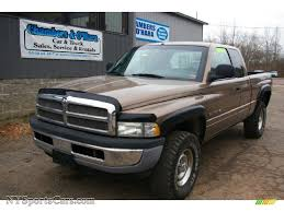 100 Dodge Pickup Trucks For Sale 2001 Ram 1500 ST Club Cab 4x4 In Medium Bronze Pearlcoat