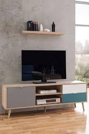 newroom tv board jona tv schrank sonoma eiche modern fernsehtisch tv board skandinavisches design wohnzimmer kaufen otto