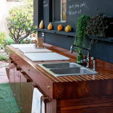 Garden Kitchen Ideas Small Outdoor Kitchen Ideas