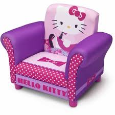 Kmart Football Bean Bag Chair by Delta Children Hello Kitty Upholstered Chair Walmart Com