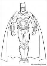 Brilliant Ideas Of Batman Printable Coloring Pages For Format