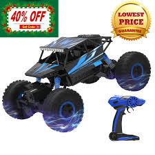 50% Off - Rock Crawler Remote Control 4x4 Off-Road Christmas Gift 1 ...