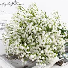 Free Shipping Rustic Artificial Flower Interspersion Mantianxing Simulation Pu Wedding Decoration For Home Party 21pcs Decorations