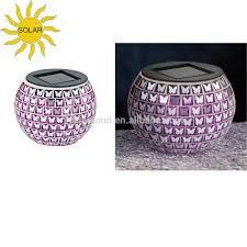 Turkish Mosaic Lamps Amazon by Wholesale Solar Garden Mosaic Light Online Buy Best Solar Garden