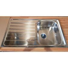 Franke Sink Clips X 8 by Franke Spark 1 0 Bowl Stainless Steel Kitchen Sink Grade A Return
