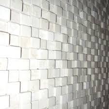 tiles fleur snow water jet cut mosaic glass tile waterjet mosaic
