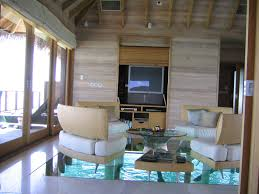 There Is Also A Sunset Villa Which Quite Spectacular With Its Huge Space Plunge Pool Rotating Circular Bed And Glass Lounge Floor