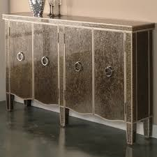 Pulaski Furniture Accents Tiara Console Table with Doors AHFA