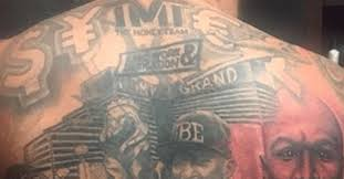 Diehard Fan Shows Off Interesting Floyd Mayweather Tattoo