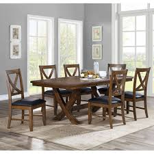 Valaria 7-piece Dining Set Buy Round Kitchen Ding Room Sets Online At Overstock Amish Fniture Hand Crafted Solid Wood Pedestal Tables Starowislna 5421 54 Inch Country Table With Distressed Painted Pedestal Typical Measurements Hunker Caster Chair Company 7 Piece Set We5z9072 Wood Picture Decor 580 Tables World Interiors Austin Tx Clearance Center Dinettes And Collections Costco Saarinen Tulip Marble