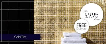 Mirror Tiles 12x12 Gold by Mirror Tiles Walls And Floors