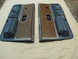 Used Chevrolet Truck Interior Door Panels And Parts For Sale