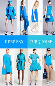 Womens Fashion Trends In Blue