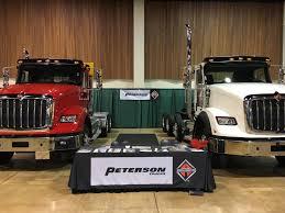 100 Brattain International Trucks Barney Newman New Truck Sales ManagerOregon Peterson