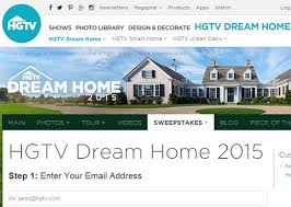 HGTV Dream Home 2015 Sweepstakes Sweeps Maniac